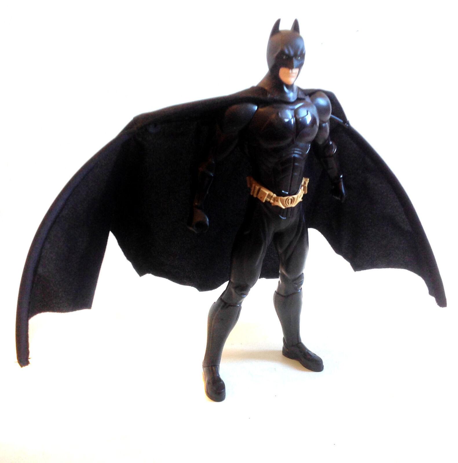 DC Comics BATMAN Big Big Big 12  Tall Toy figure with Glider Cape Action VERY COOL  e7d657