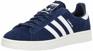 on sale f8f10 39c5e Image is loading adidas-Originals-BZ0086-Mens-Campus-Sneakers-10-M-