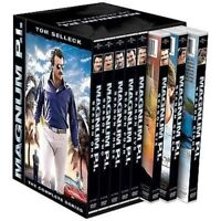 Magnum P.i. The Complete Series Dvd Disc Box Set Seasons 1,2,3,4,5,6,7,8