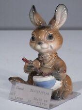 +# A005005 Goebel Archiv Muster Komische Tiere Hase Bunny spielt Trommel 33-137