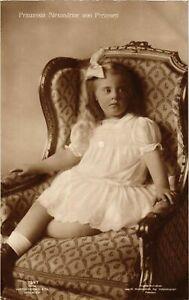 CPA-AK-Prinzessin-Alexandrine-v-Preussen-GERMAN-ROYALTY-867468