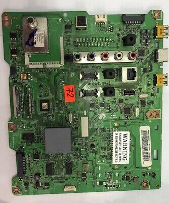 Samsung BN94-12484U Main Board for UN58MU6100FXZA Version DA01 Loc IC1603 EEP