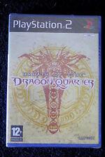 PS2 : BREATH OF FIRE : DRAGON QUARTER - Nuovo, sigillato, ITA !