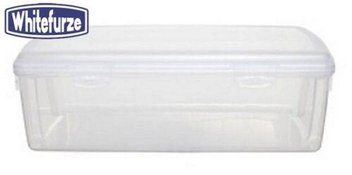 Whitefurze Multi Usage conteneur de stockage 6.0 L de Rangement Cuisine Maison Nouveau