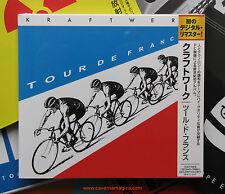 Kraftwerk , Tour De France   ( CD_Japan )