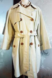 timeless design 48cff 80fc0 Details zu Gil Bret Mantel Frühling Übergangsmantel Frühlingsjacke Jacke  Trench Trenchcoat