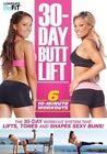 BeFit 30 Day Butt Lift 0031398180203 With Courtney Prather DVD Region 1