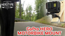 HEROType H Motorrad Bike Motorcycle Universal Mount Halterung GoPro Hero 2 3 4