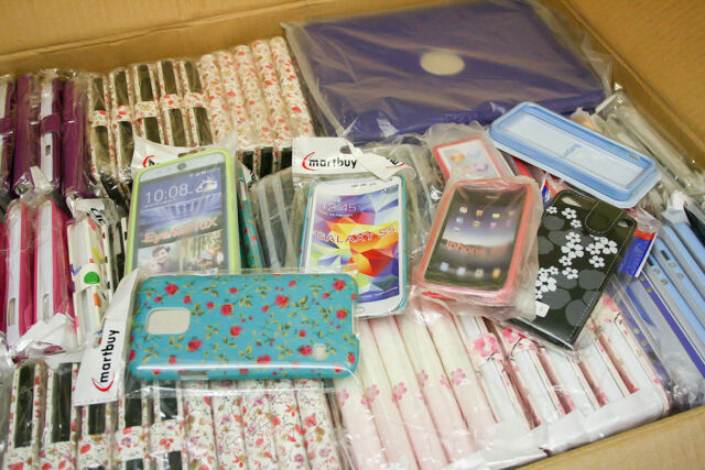 huge selection of a0085 55d26 BULK Wholesale Joblot of Mix Mobile Phone Cases Covers X 50