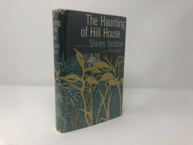 The Haunting Of Hill House By Shirley Jackson 1959 Prebound For Sale Online Ebay