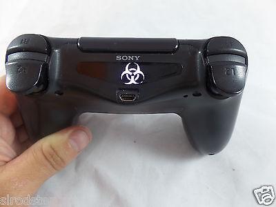 PlayStation 4 PS4 Controller BIOHAZARD Light Bar Decal Sticker