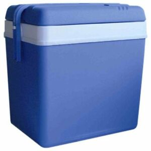 24L Large 12v Electric Cooler Box Camping Picnic Ice Food Travel Cool Box Bag