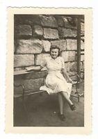 24/9 FOTO WITTENBERG - JUNGE FRAU - 1942