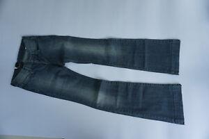 a044cd0a52cf Details zu DR DENIM Damen stretch Bootcut Jeans Hose Flare Schlag 26/34 W26  L34 blau NEU=32