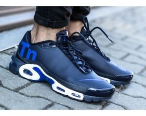 wholesale dealer d6031 71c5e Details about NIKE AIR MAX PLUS TN SE AQ1088-400 BIG LOGO PACK OBSIDIAN  BLUE 100% AUTHENTIC