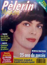 Mag rare 1990: MIREILLE MATHIEU_TONY DANZA (Madame est servie) _ LOUISE MICHEL