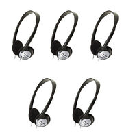 5 Panasonic Rp-ht21 Headphones Lightweight Headphones With Xbs