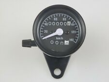 Motorcycle Black Odometer Speedometer Speedo Meter for Honda Cafe Racer CB 500