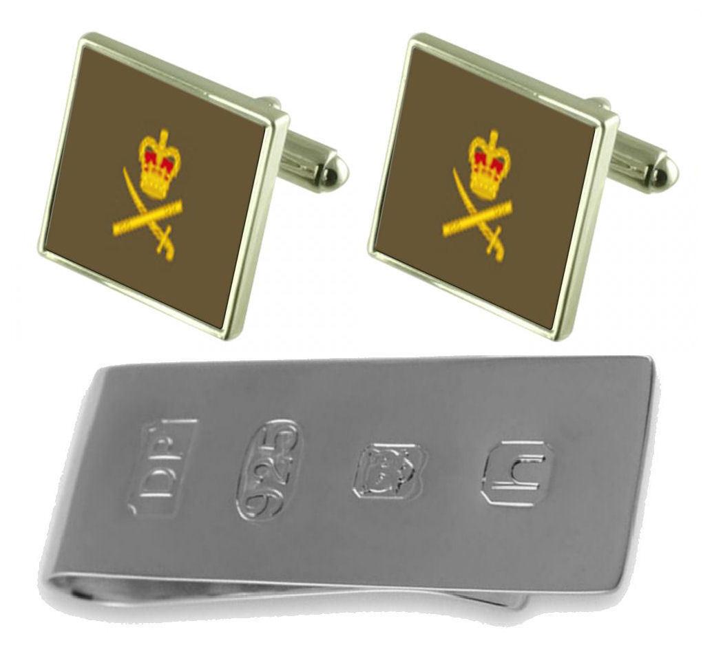 Army INSIGNIA Rank IL TENENTE GENERALE Gemelli & James James James Bond Money Clip 0b74a5