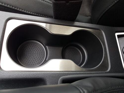 Seat Leon III 5F Edelstahl Getränkehalter Blende FR Cupra Z075
