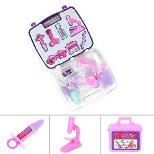 Simulation Medicine Box Toys Play Doctor Tool Set Funny Game Kids Education Gift