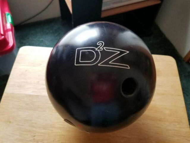 15lb Brunswick dangerzone 2  bowling ball