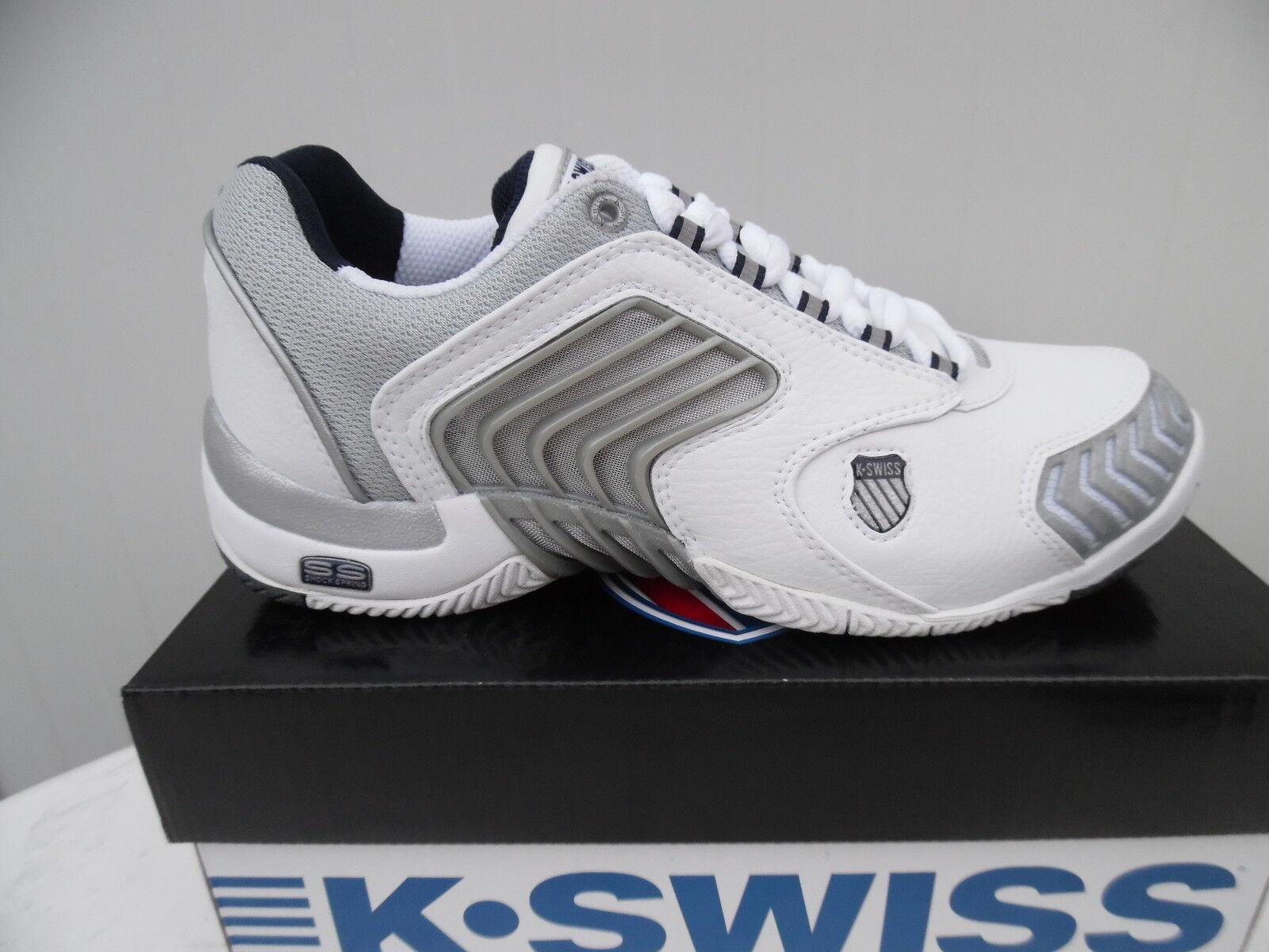 K-SWISS Tennis Herren Schuhe Leder Glaciator Größen Größen Größen 39 5  Männer  NEU 1a8d03
