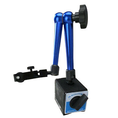60kg Flexible Arm Dial Gage Holder Magnetic Mag Base On Off Tool Stand