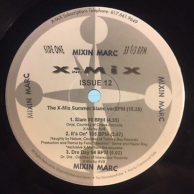 Various – X-Mix Issue Twelve VG+ X-Mix – XM-12 VINYL 12