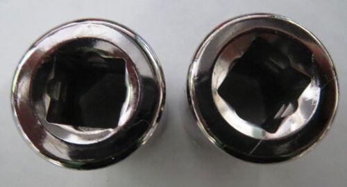 "KD 531126 1//2/"" Drive Standard 6 Point Socket 13//16/"" 2 Pieces USA"