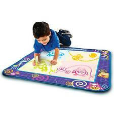 Kids Drawing Mat Aqua Doodle Educational Activity Toy Aquadoodle Toddler New