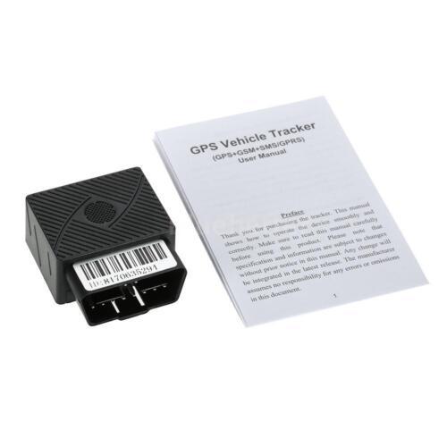 mediatime.sn GPS Tracker Car GSM OBDII Vehicle Tracking Device ...