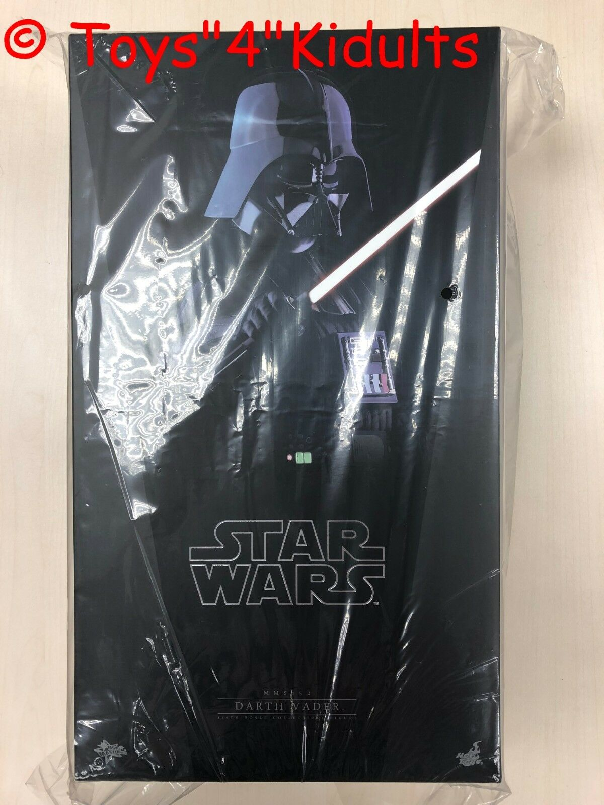Hot Toys MMS 452 Guerra De Las Galaxias Episodio V el Empire strikes Darth Vader Figura Nueva