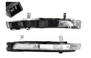 NEW-SKODA-OCTAVIA-II-2004-2013-WING-MIRROR-TURN-LED-INDICATOR-LIGHT-LENS-LEFT