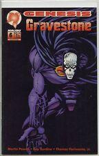 Gravestone 1993 series # 6 very fine comic book