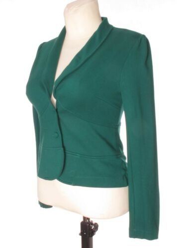 V collo donna a vestibilità verde Louie con Cardigan scuro re da aderente donna collo X6w4Yq