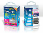 Size 0 X 40 Piksters Interdental Brush Plaque Remover Twisty Handle Hygienic