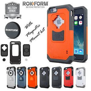 finest selection a45a3 351d9 Details about Rokform Sport V3 Mountable Military Grade Case Apple iphone 6  6S Plus 6S Plus