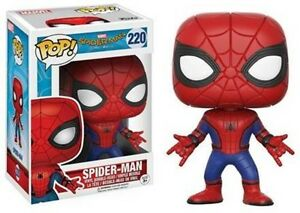 Funko Pop Marvel Spider Man Spider Man Toy