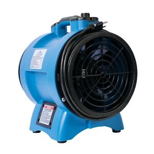 XPOWER-X-8-1-3-HP-Variable-Speed-Confined-Space-Ventilation-Exhaust-Fan-Blower