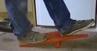 Arranque Y Removedor De Zapatos. de madera.