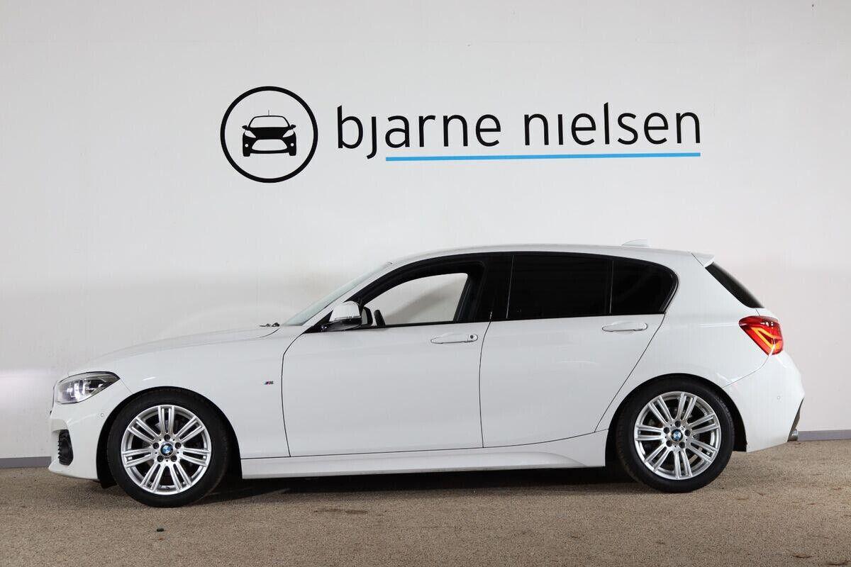BMW 120d 2,0 M-Sport aut. - billede 1