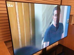 "Samsung UE55NU8000 55"" Dynamic Crystal Colour 2160p 4K UHD HDR Smart TV"