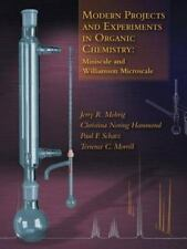 Modern Projects and Experiments in Organic Chemistry : Miniscale and Williamson…