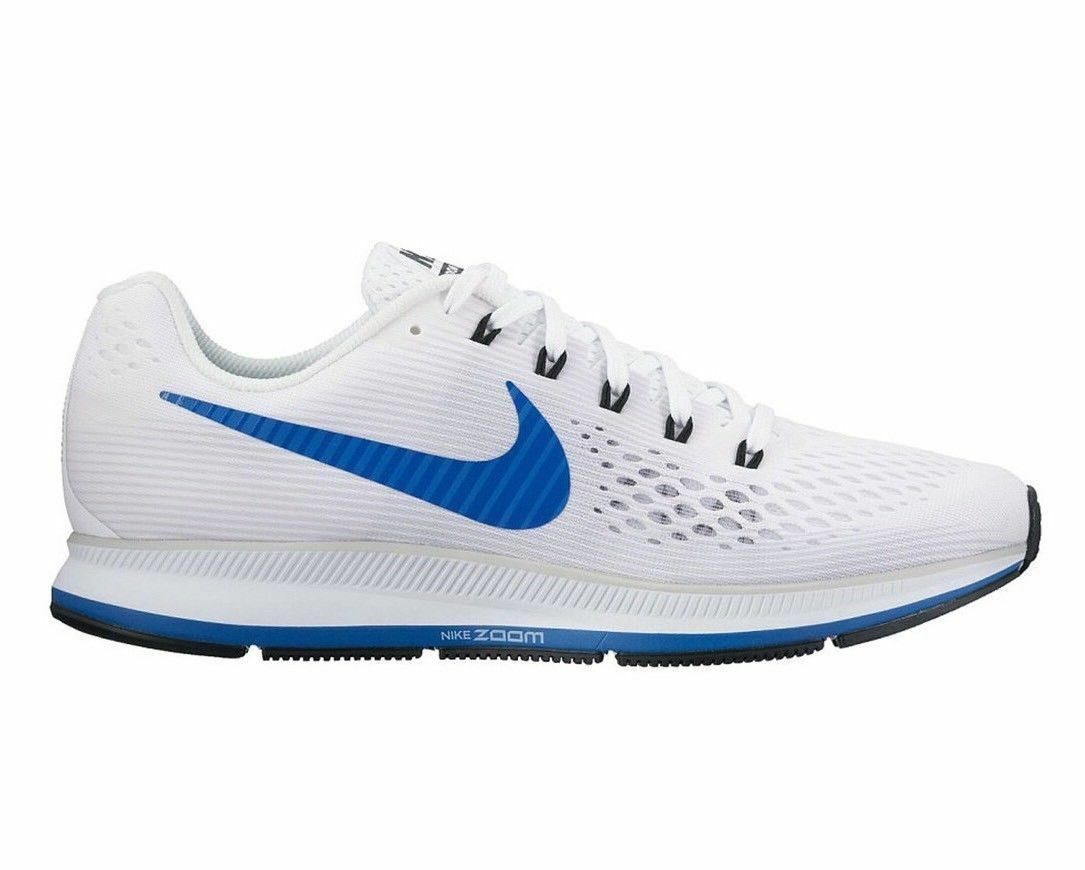 NIKE Air Zoom Pegasus 34 New Men's Trainers 100% Authentic shoes No Lid