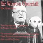 His Finest Hour by Winston Churchill (CD, Jerden)