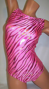 FlipFlop-Leos-Gymnastics-Leotard-Gymnast-Leotards-PINK-ZEBRA