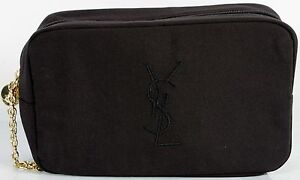 Yves-Saint-Laurent-Cosmetic-Bag-Pouch-Makeup-Bag-NEW-with-Tags