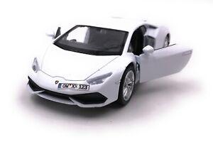 Lamborghini-Huracan-modello-di-auto-sportiva-auto-con-targa-desiderata-Bianco-1-3-4