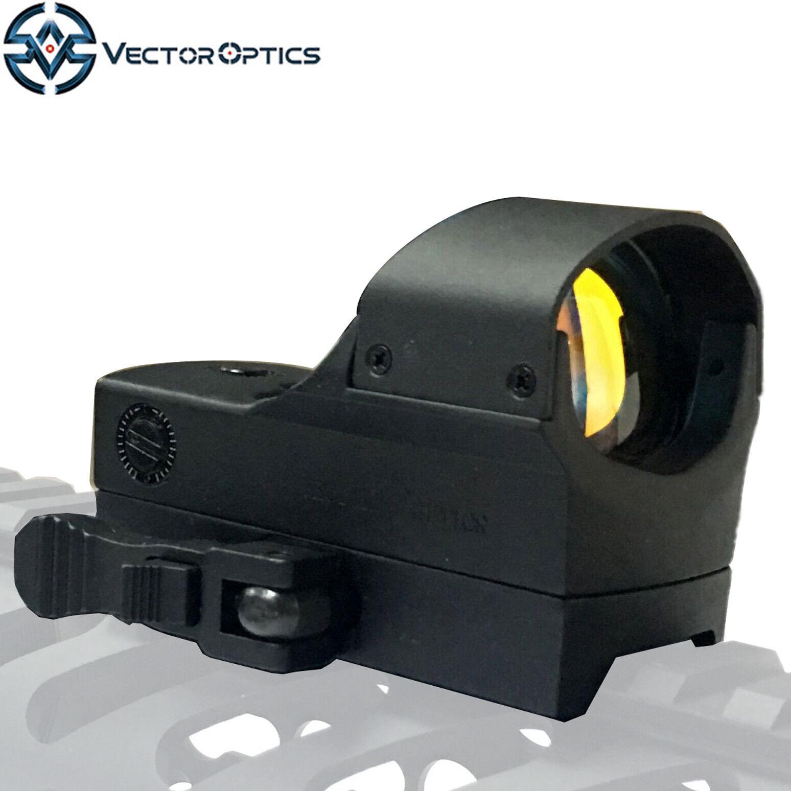 Vector Optics Wraith 1x22x33 vista reflejo rojo Dot 3 Moa qd Montaje Fi Visión Nocturna
